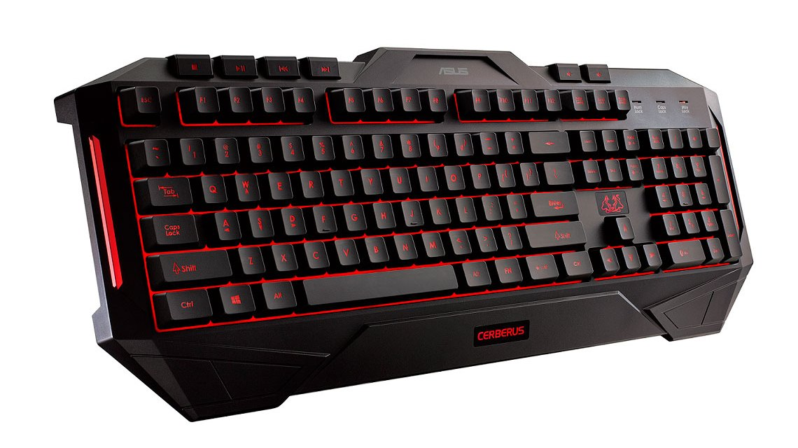 ASUS Cerberus Keyboard & Mouse Announced