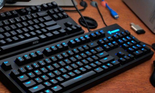 Tesoro Excalibur Mechanical Keyboard Review