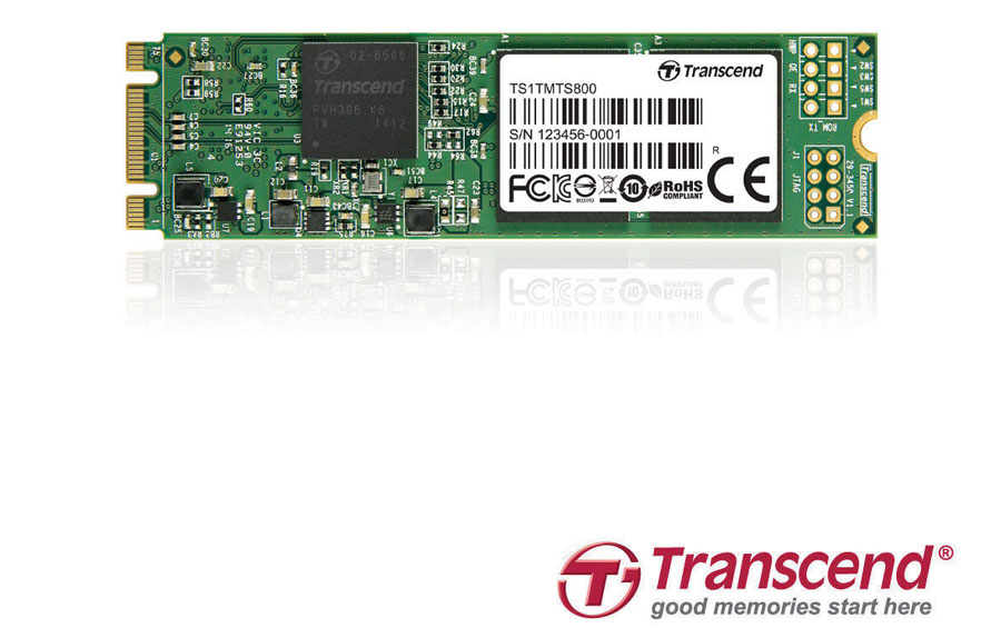 Transcend Introduces 1TB M.2 SDD