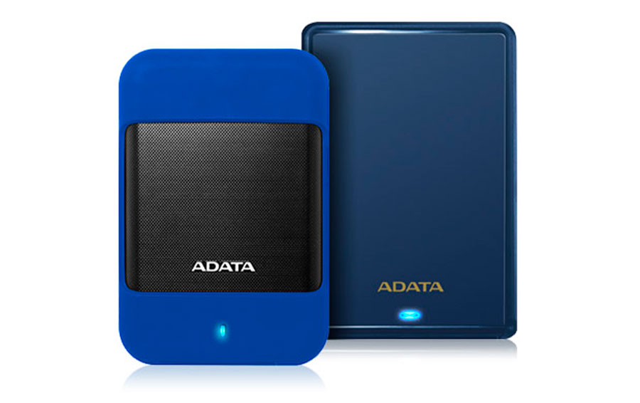 ADATA Releases the HD700 and HV620S External Hard Drives