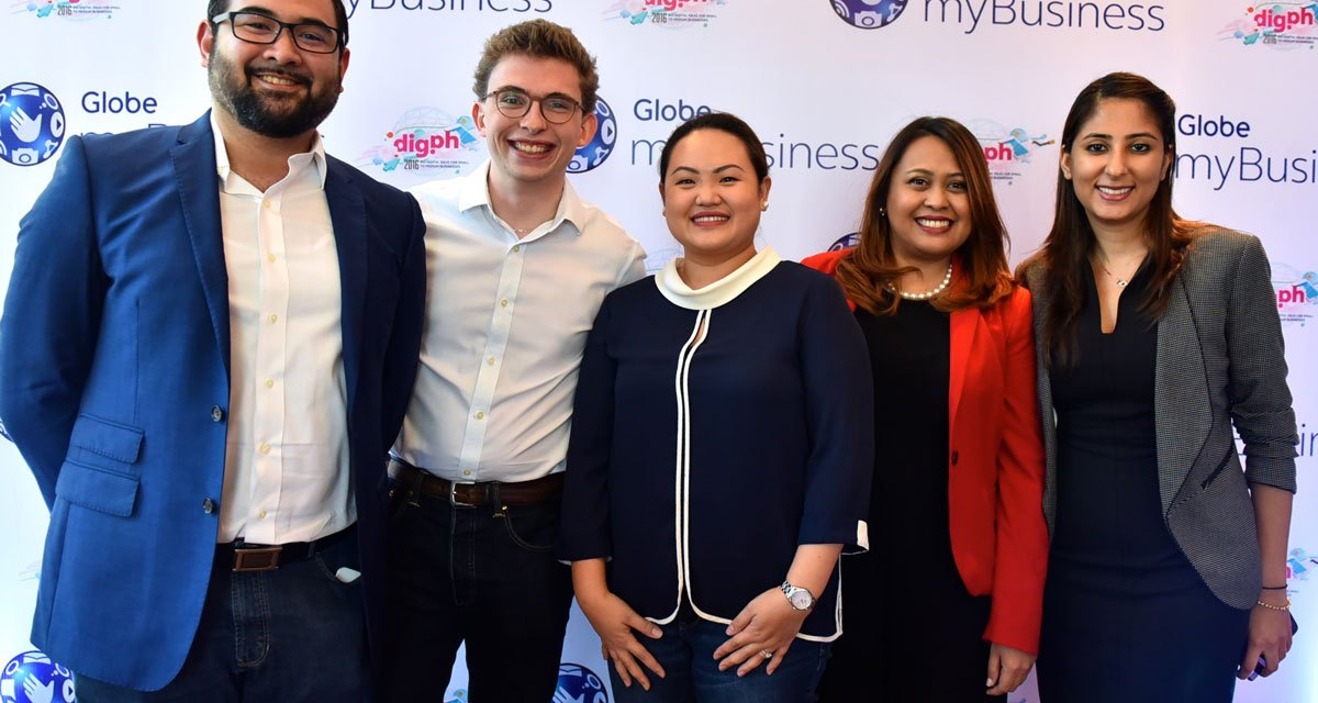 Globe myBusiness Empowers SMEs at DigPH 2016