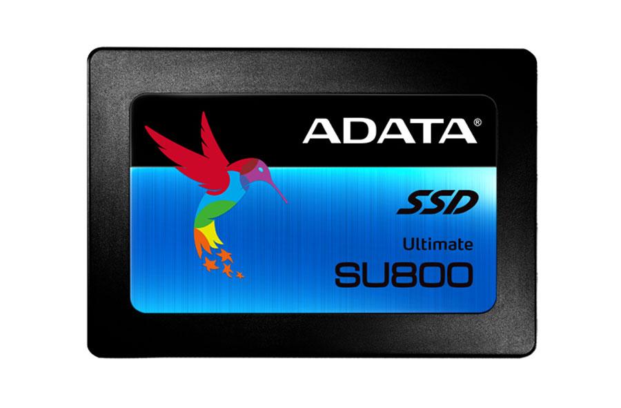 ADATA Launches 3D NAND Ultimate SU800 SATA SSD