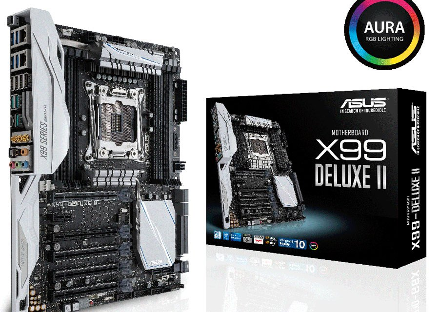 ASUS Releases Four X99 Motherboards