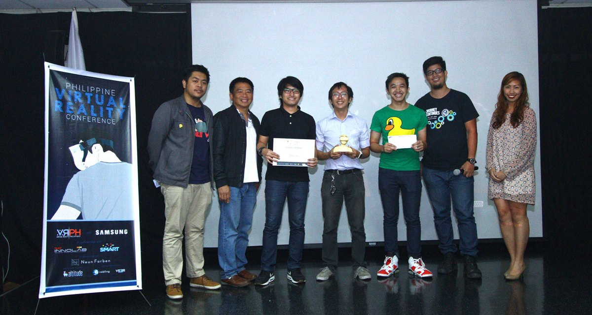 ePLDT Supports Philippine VR Conference: Mobile VR Jam