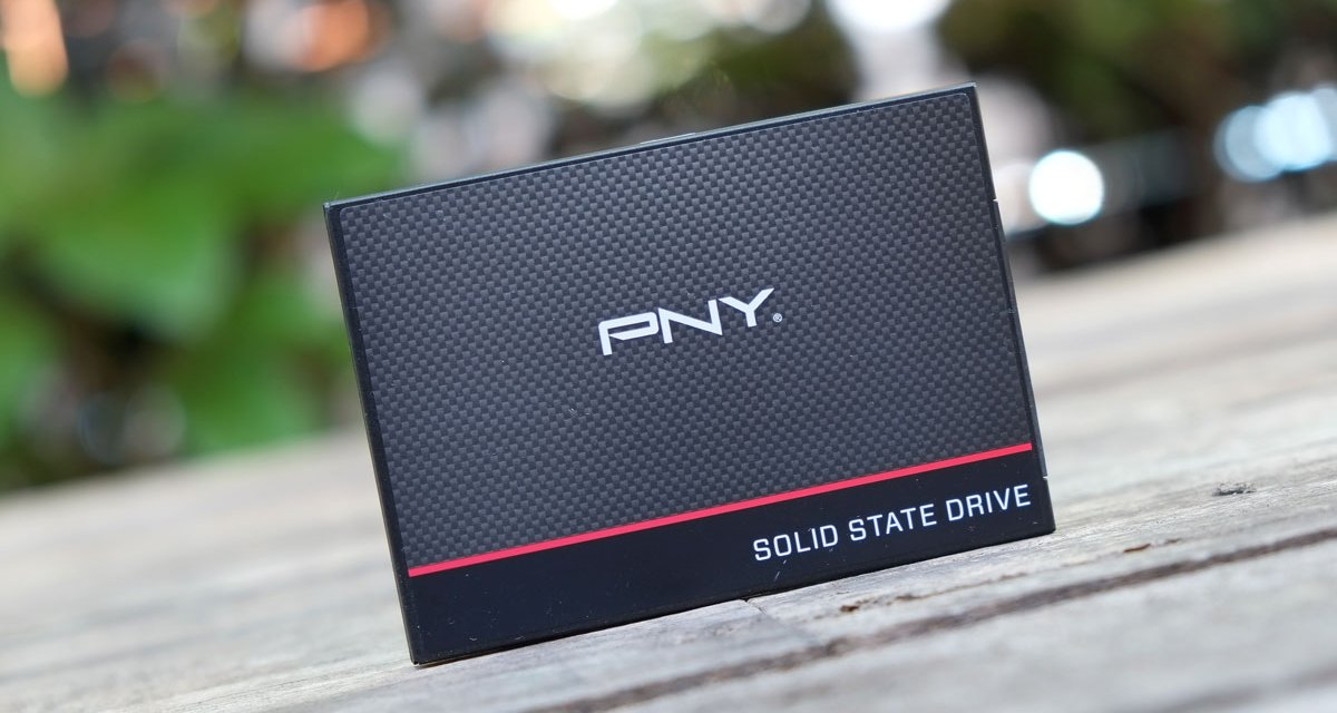 PNY CS1311 120GB SSD Review