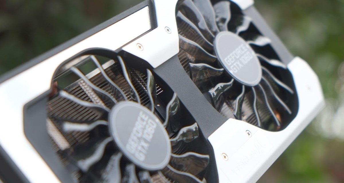 Palit GeForce GTX 1060 JetStream 6GB Review | TechPorn