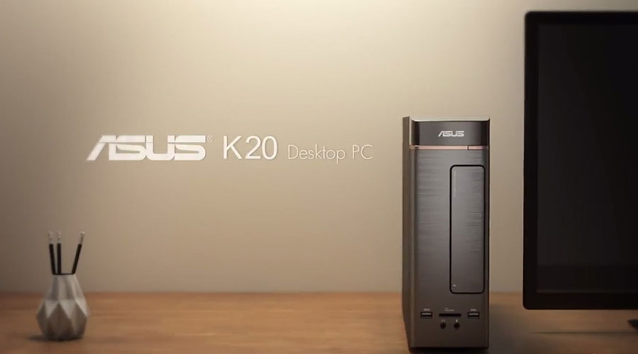 ASUS K20 Now Available at MSI-ECS Philippines