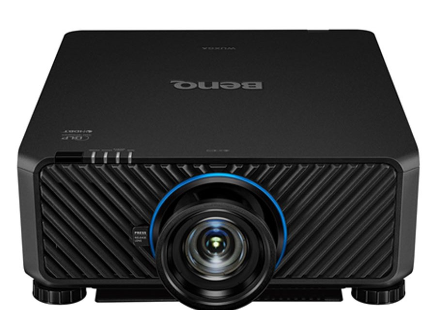 BenQ Introduces 8000 Lumens BlueCore Laser Projectors