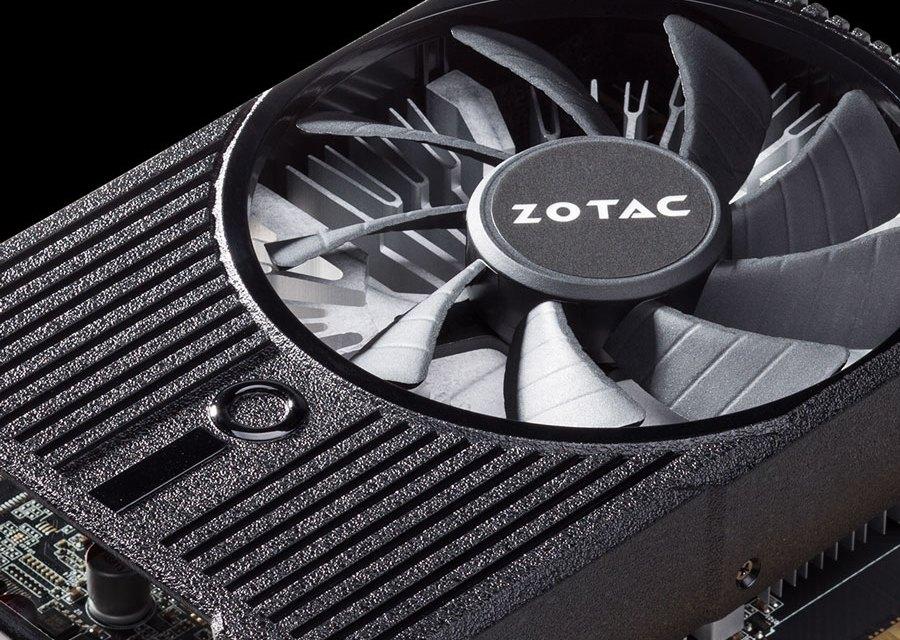 ZOTAC Teases Their Compact GTX 1050 and GTX 1050 Ti Models