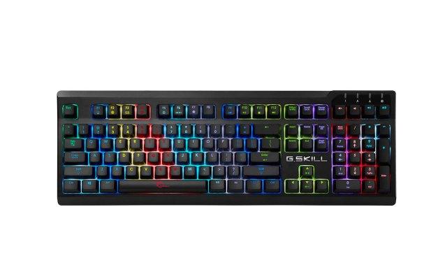 G.SKILL Releases RIPJAWS KM570 RGB Mechanical Gaming Keyboard