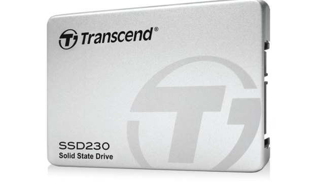 Transcend Reveals SSD230 SSD with 3D NAND Flash
