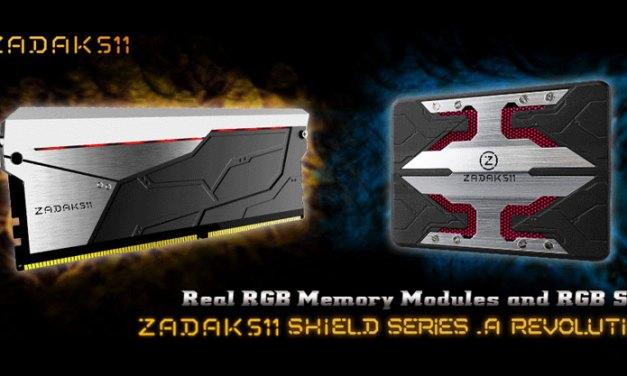 ZADAK551 Sets Standards For High-end RGB Systems
