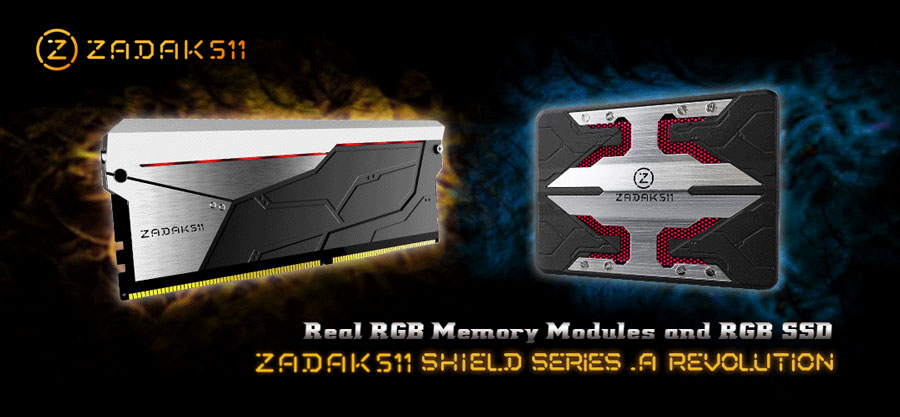 ZADAK551 Sets Standards For High-end RGB Systems
