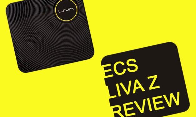 The ECS LIVA Z Mini PC Review