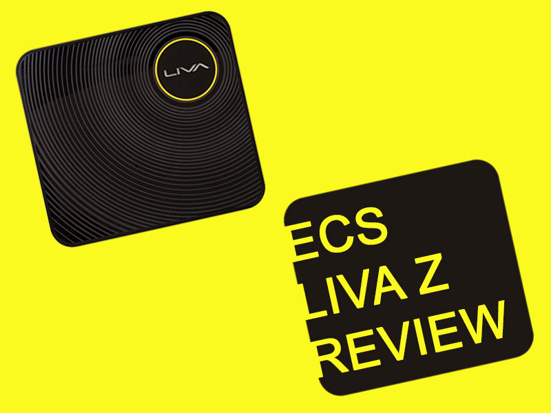 The ECS LIVA Z Mini PC Review