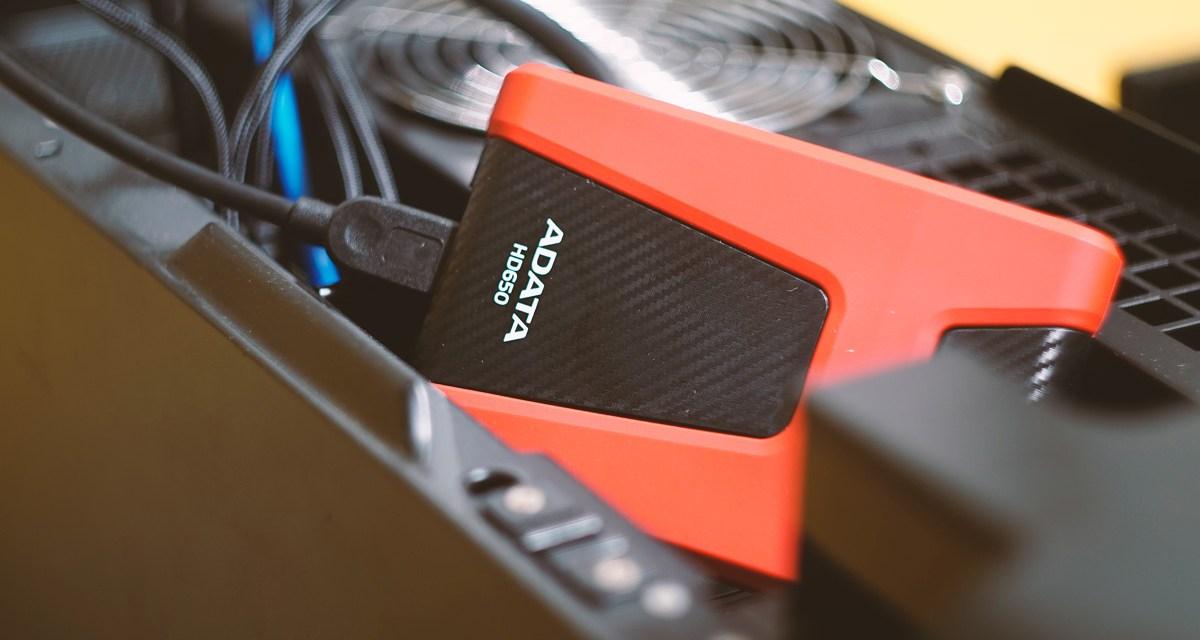 ADATA DashDrive Durable HD650 Review