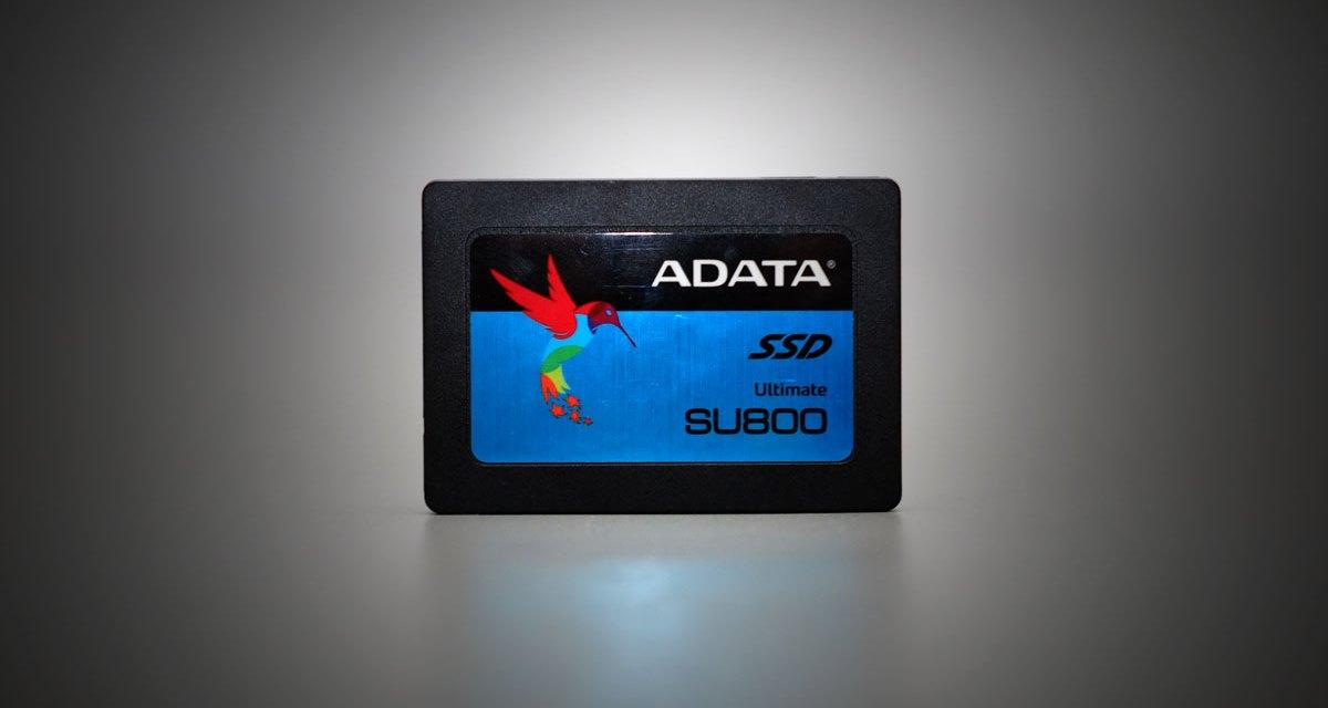 Review | ADATA Ultimate SU800 256GB SSD