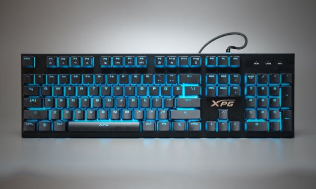 Review | ADATA XPG INFAREX K10 RGB Gaming Keyboard