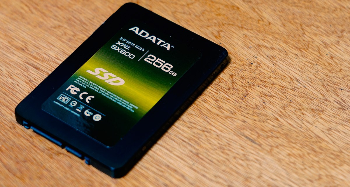 ADATA XPG SX900 256GB SSD Review