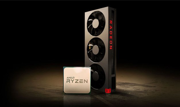 AMD Celebrates 50th Year with Gold Edition Ryzen and Radeon Products