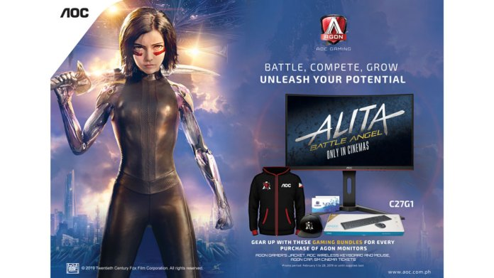 AOC Alita Battle Angel PR (1)