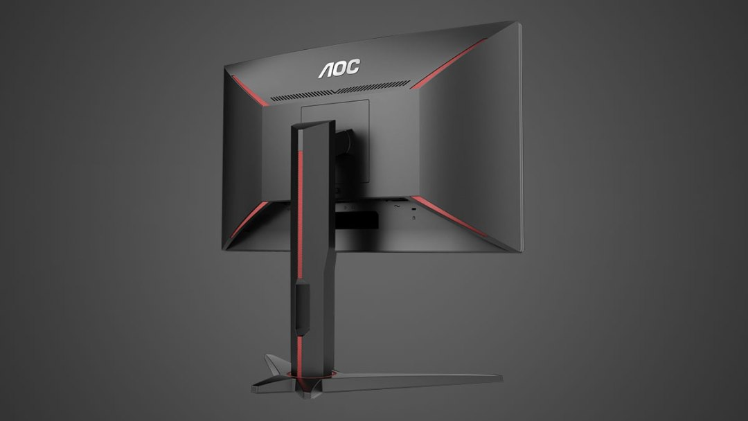 Review | AOC C24G1 144Hz VA Curved Gaming Monitor | TechPorn