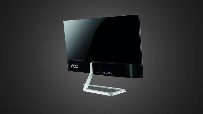 AOC I2381FH Monitor (4)