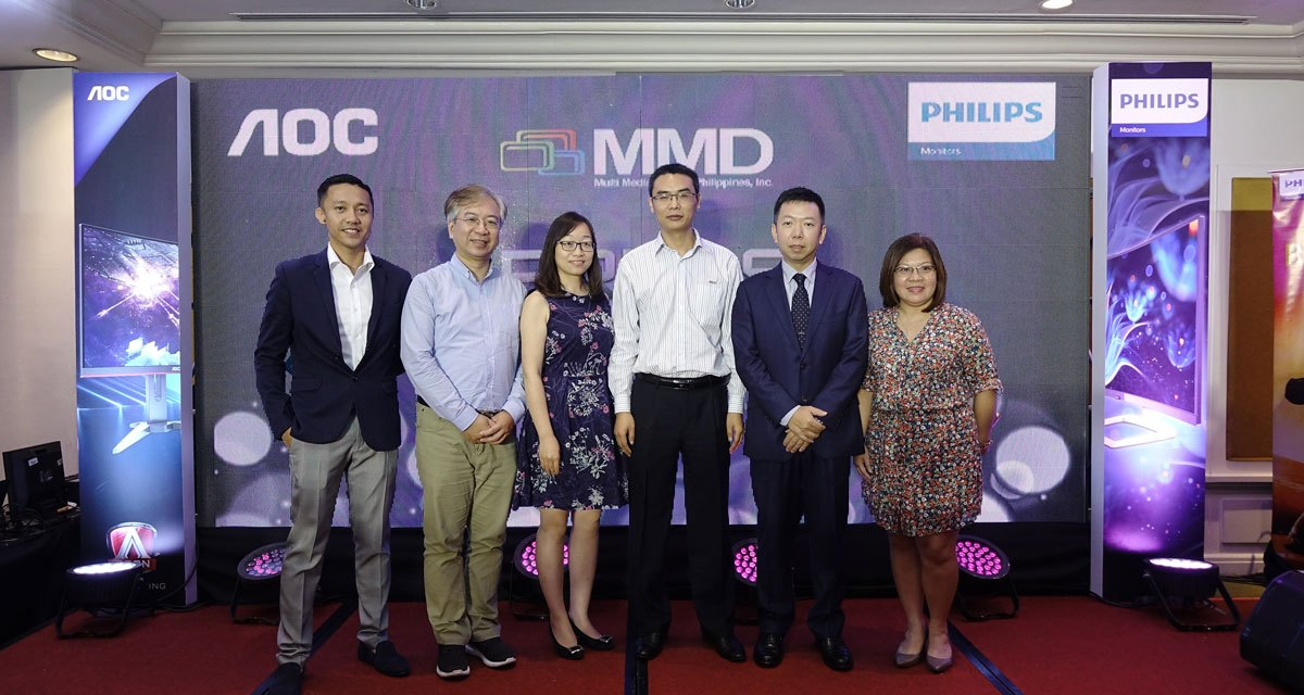 AOC and Philips Refreshes Line-up Ahead of 2019