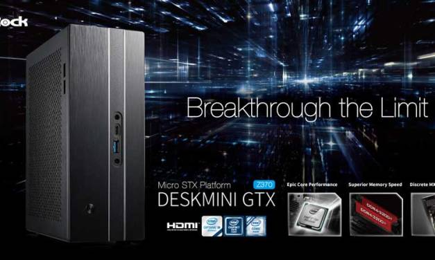 ASRock to Debut Latest Micro-ATX Boards and DeskMini at CES 2018