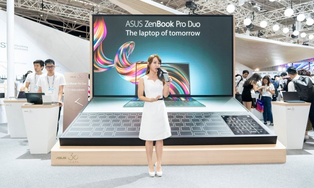 ASUS and ROG Thrills Visitors at Computex 2019 with Incredible Booths