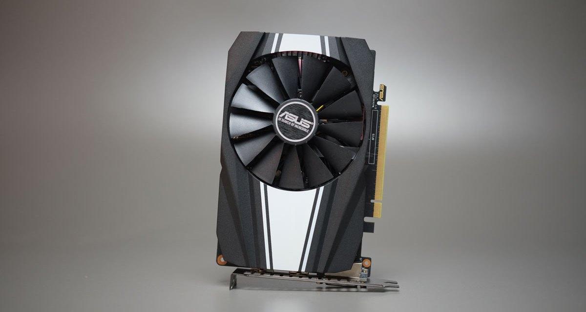 Review | ASUS GeForce GTX 1660 Phoenix OC Edition | TechPorn