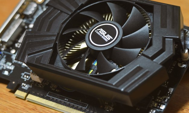 ASUS GeForce GTX 750 OC Review