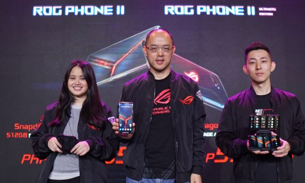 ASUS Launches ROG Phone 2 with 120Hz AMOLED Display