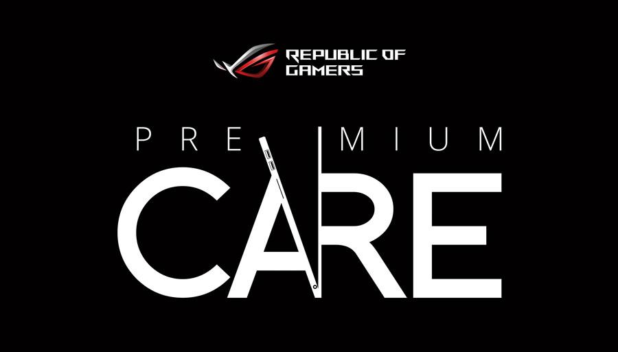ASUS Philippines Announces The ROG Premium Care