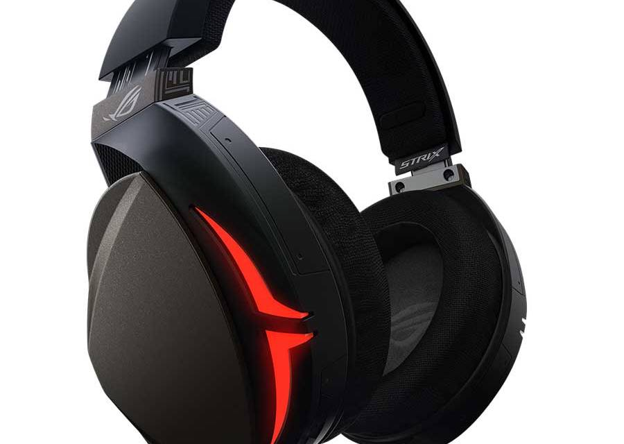 ASUS ROG Strix Fusion 300 Gaming Headset Now Available