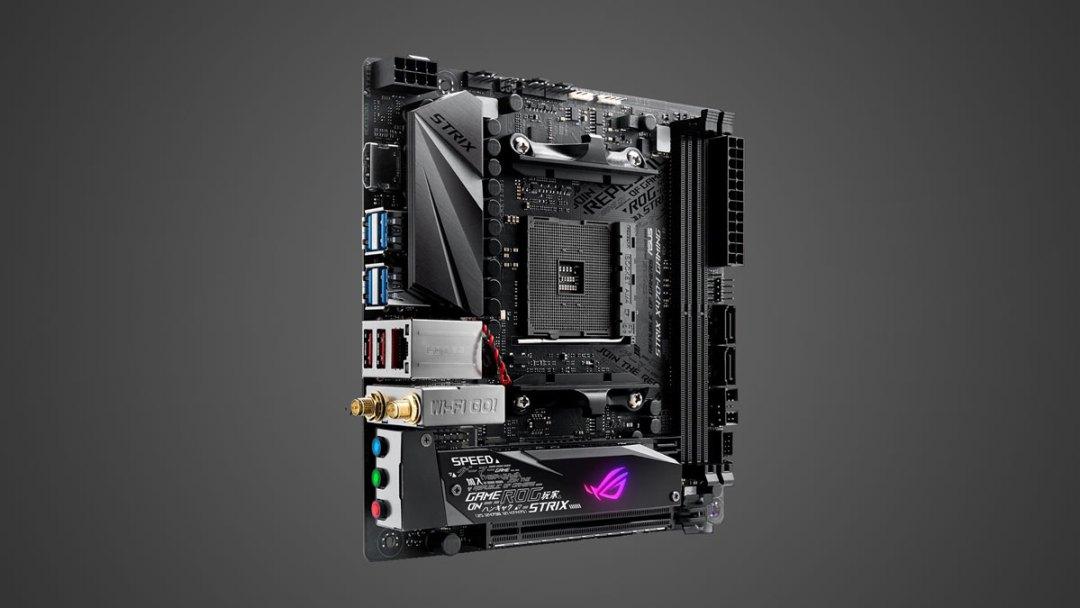 ASUS ROG Strix X470-I Gaming (3)