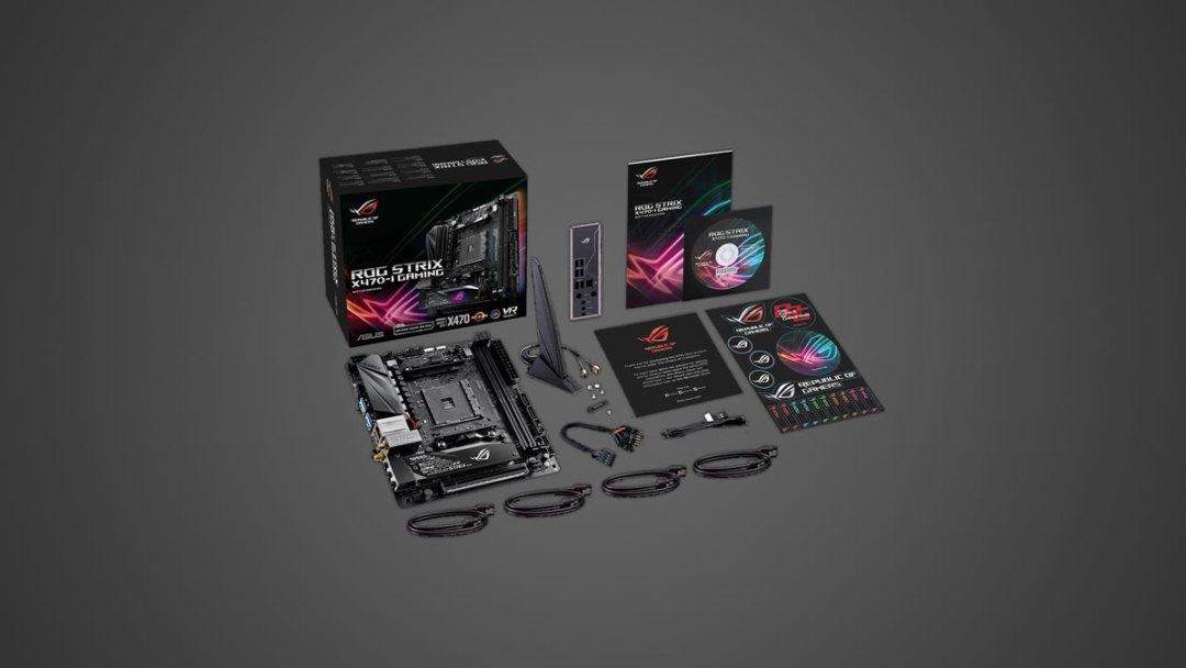 ASUS ROG Strix X470-I Gaming (6)