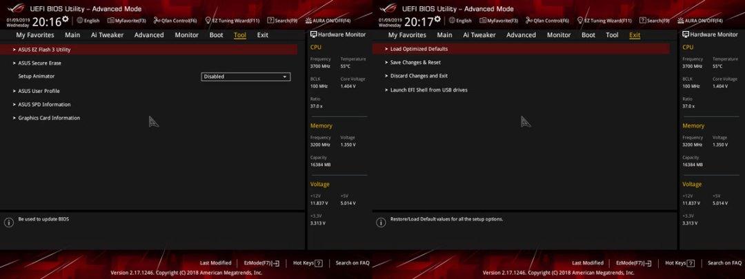 ASUS ROG Strix X470-I Gaming UEFI (4)