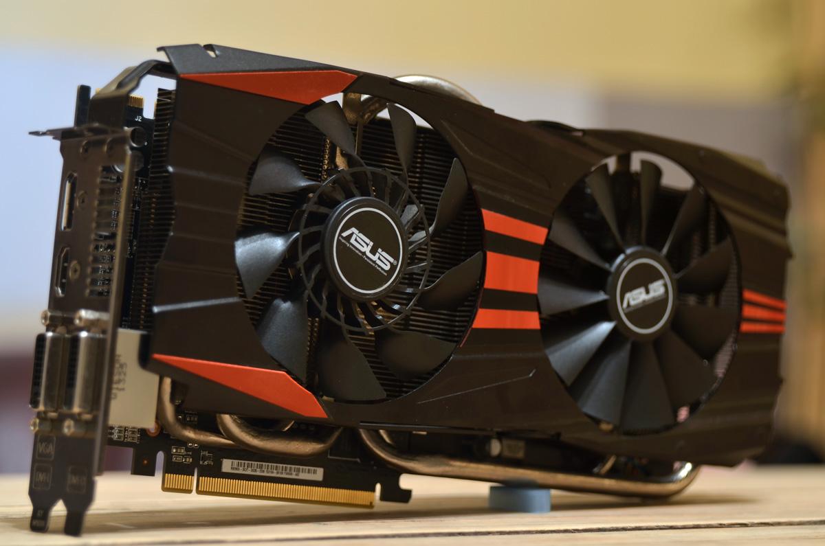 ASUS Radeon R9 280X DirectCU II TOP (5) | TechPorn