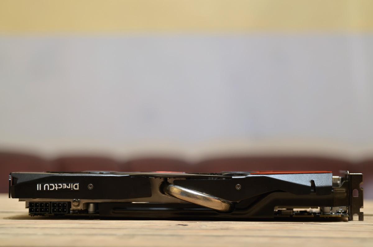 ASUS Radeon R9 280X DirectCU II TOP (8) | TechPorn