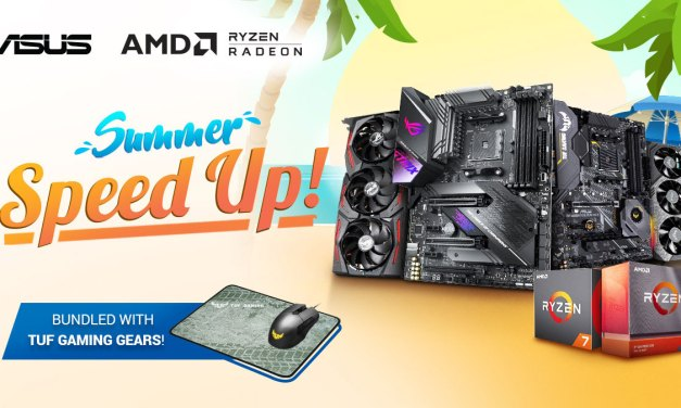ASUS and AMD Team up with a Summer Upgrade Promo