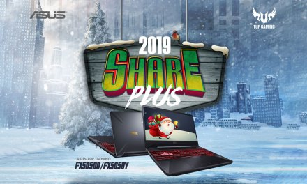 ASUS Announces Share 2019 TUF Gaming Promo