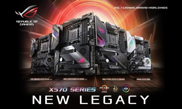 ASUS Finally Announces Local Pricing for AMD X570 Motherboards