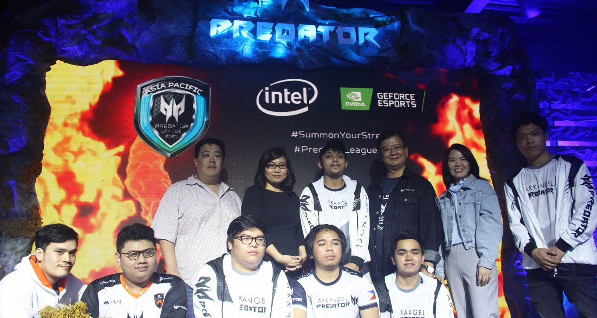 ACER Prepares Asia Pacific Predator League 2020