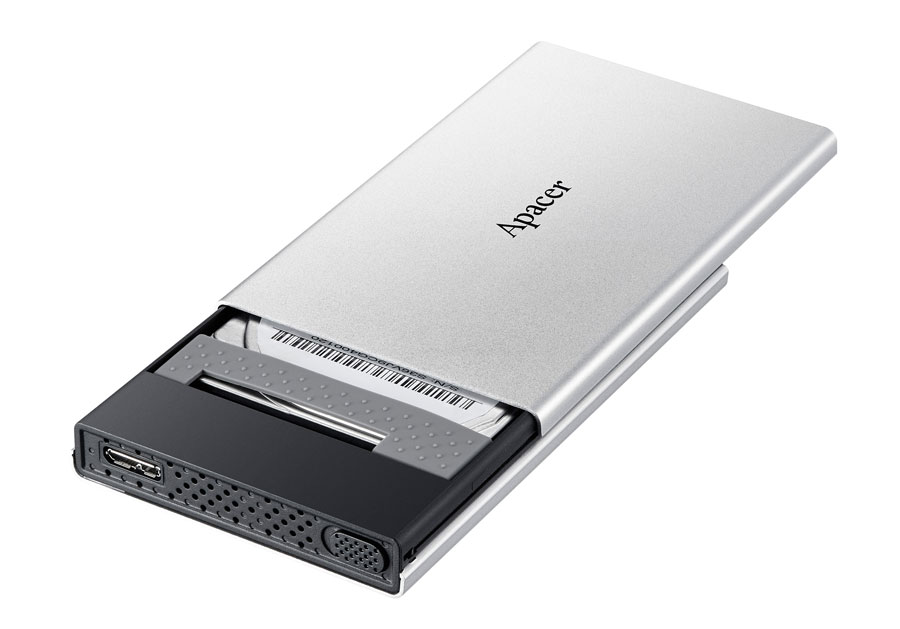 Renew Old Hard Drives with Apacer AD100 & AD300 Enclosures