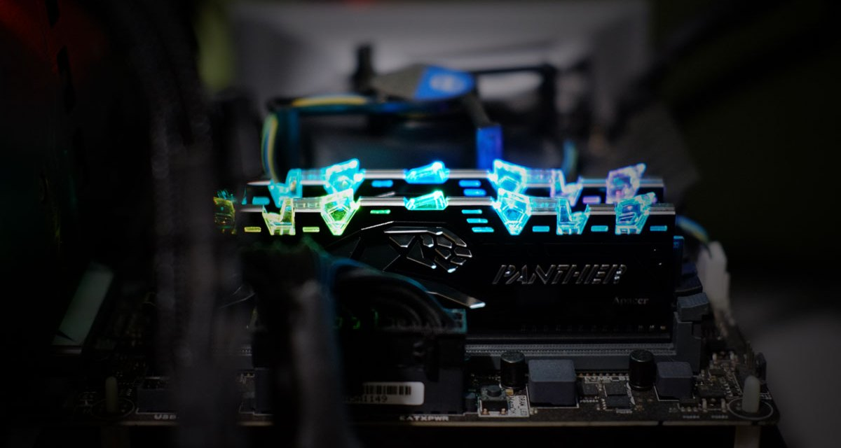 Review | Apacer Panther Rage RGB 3200MHZ 16GB DDR4