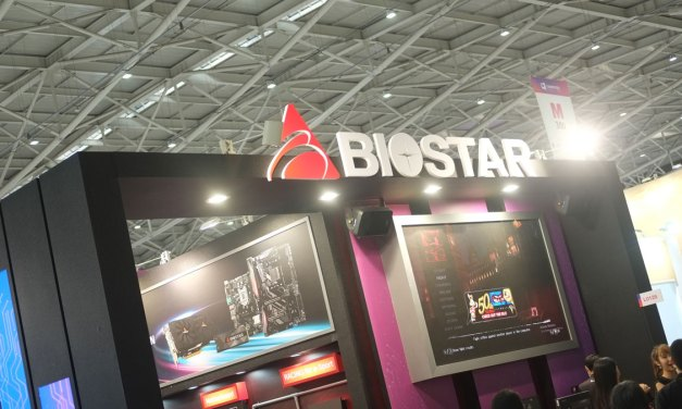 BIOSTAR Shows Off 5G Gaming A10N-8800E Motherboard at Computex
