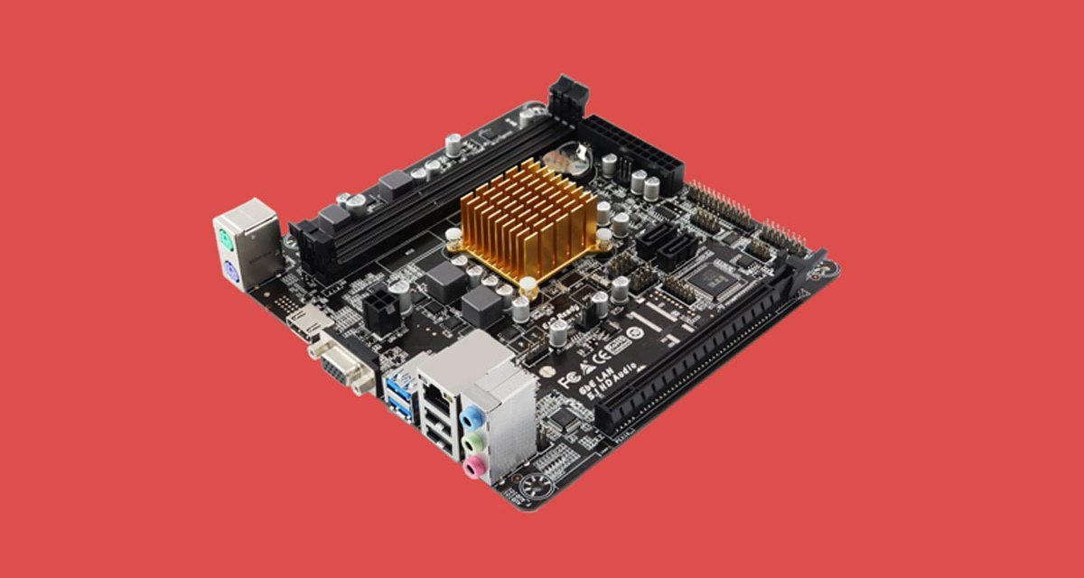 BIOSTAR Announces A68N-2100K SoC Dual Core Motherboard