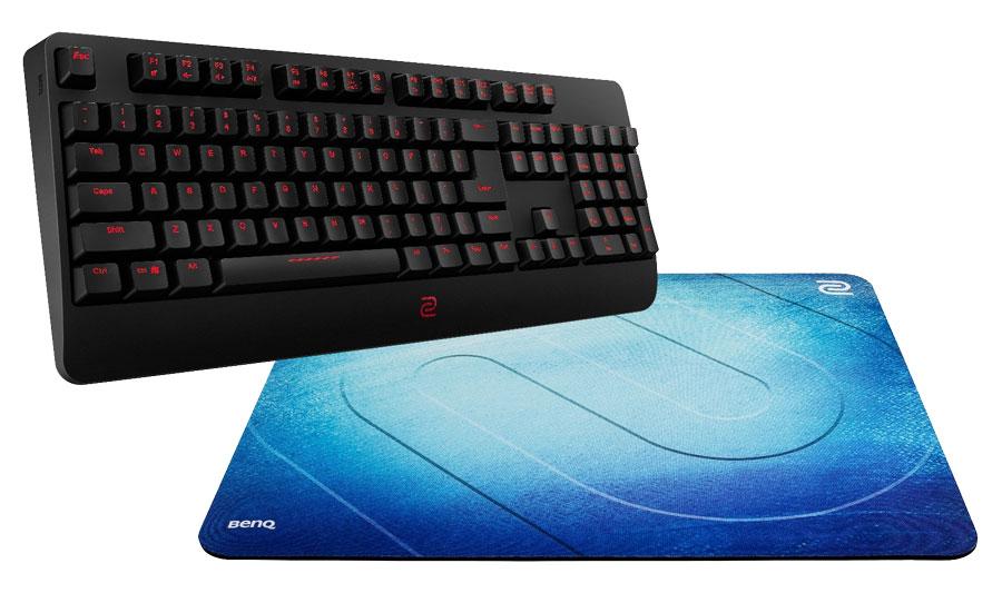 BenQ ZOWIE Announces Optical CELERITAS II Gaming Keyboard