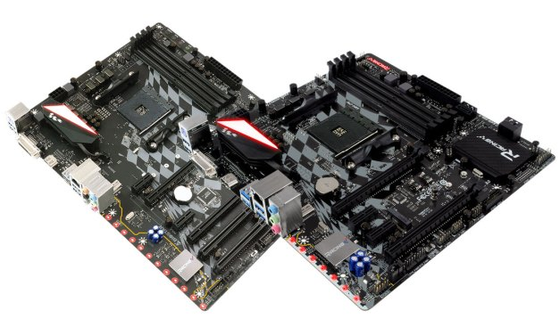 Biostar Launches RACING X470GTA and X470GTQ AM4 Motherboards